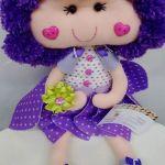 Muñeca flor