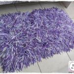 Como hacer una alfombra de trapillo