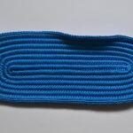 Base resistente para los bolsos a crochet
