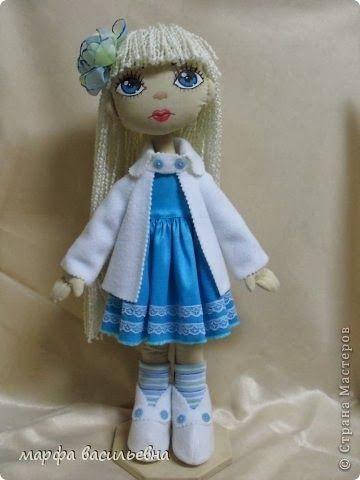 muñeca niña