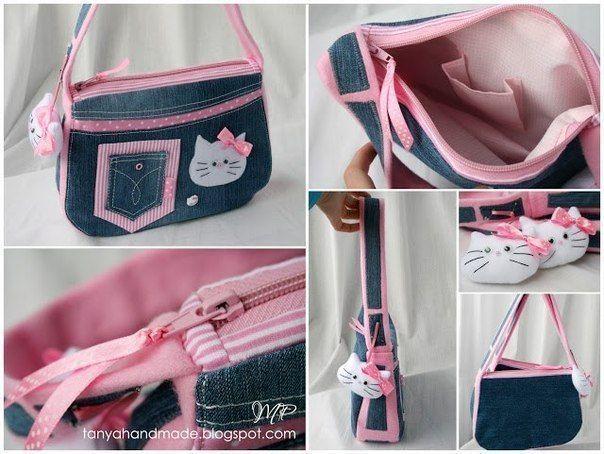 bolso para niñas