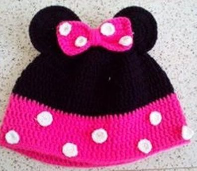 Ravelry: Minnie Mouse Amigurumi pattern by i crochet things | 344x396