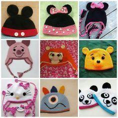 Gorritos Crochet para niños - Patrones gratis 03d97a53c79