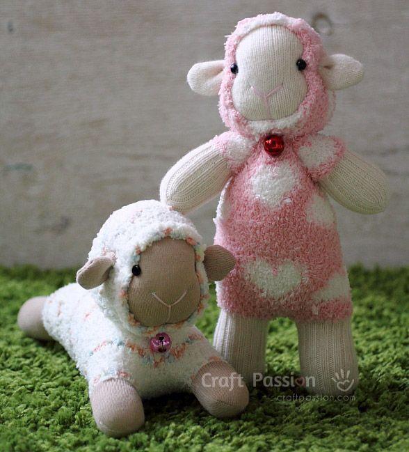 ovejas con calcetin 2