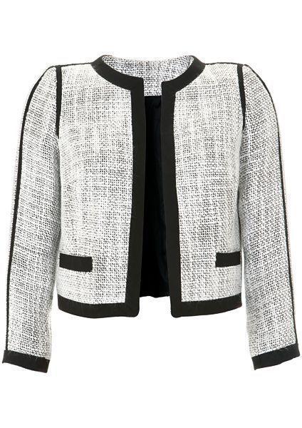 chaqueta estilo chanel 2