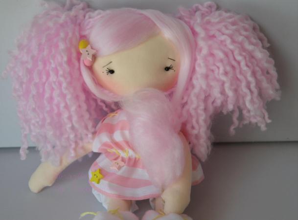 muñeca algodon dulce 4