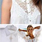 Ideas para reciclar camisas y camisetas