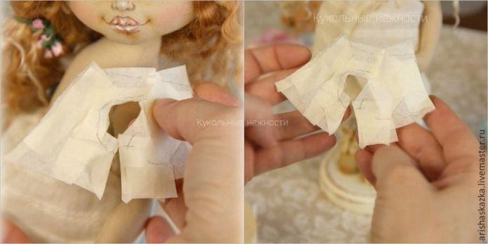 corpiño muñeca 11