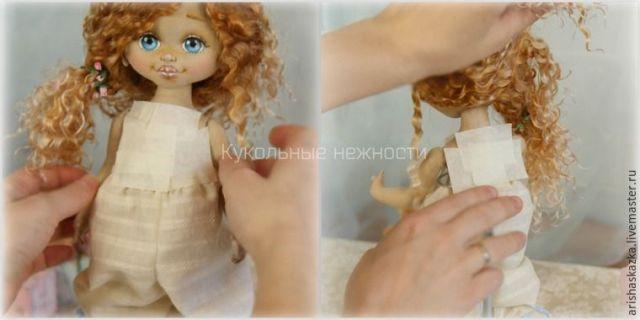 corpiño muñeca 6