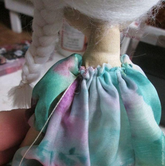 muñeca angel de primavera 32