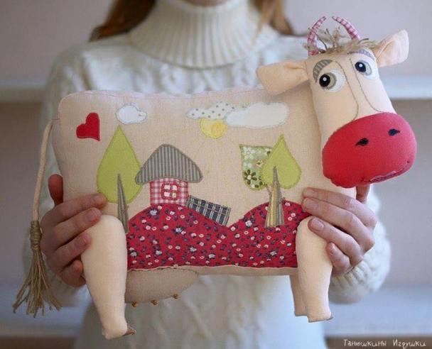 vaca de tela 2