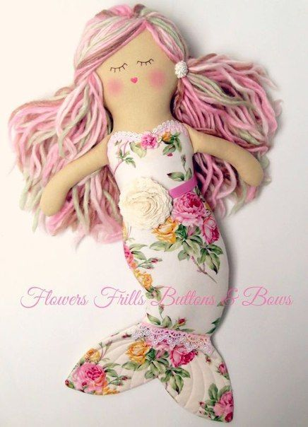 Como-hacer-muñecas-sirenas-de-fieltro04