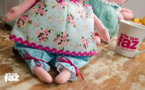 Muñeca Tilda Baby 3
