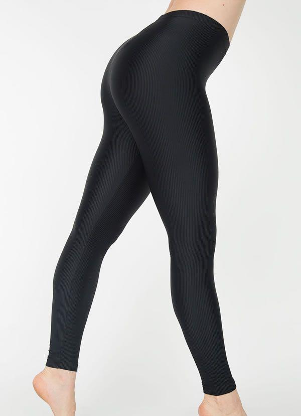 Patrón de legging sin costura lateral - Patrones gratis