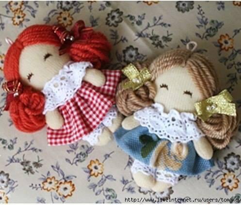 muñeca sencilla