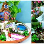DIY Jardín de Hadas con una de botella
