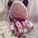 Tutorial muñeco bebé disfrazado