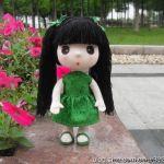 DIY como hacer una muñeca japonesa completa