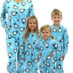 Patrón de pijama infantil