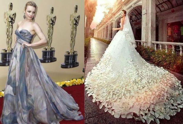 Patrón vestido de novia - Patrones gratis