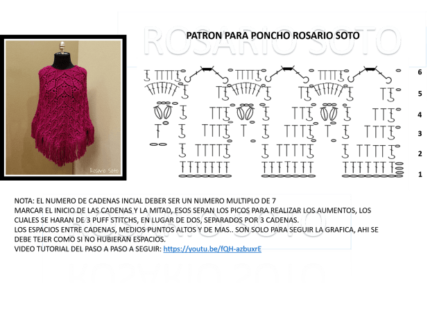 patron-poncho-a-crochet-grafico