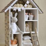 DIY Casa para amigurumis
