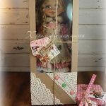 Como hacer bonitas cajas para empaquetar muñecas