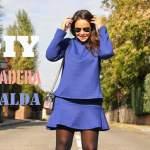 DIY sudadera y falda con patrones gratis