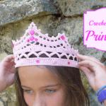 Como hacer una Corona de princesa a crochet