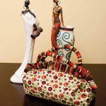 DIY como hacer un bolso estilo africano