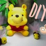 DIY Como hacer peluche de Winnie Pooh Baby