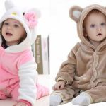 Patrón Mono infantil con capucha
