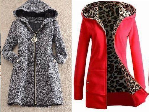 Como hacer un abrigo con capucha