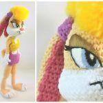DIY Lola Bunny Amigurumi