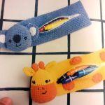 DIY Estuche infantil amigurumi y a crochet