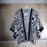 Como hacer una Chaqueta estilo kimono