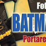 DIY Portaretratos y Fofucho Batman lego Portaretratos