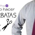 DIY Como hacer corbatas