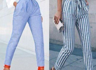 Pantalón Clochard con patrón · Pantalones e2de67007f9e
