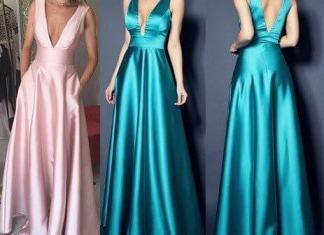 461970a86 Vestidos de Fiesta Archivos - Patrones gratis