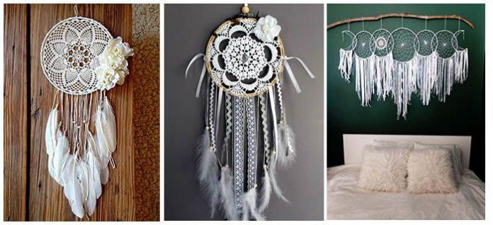 Como Hacer Atrapa Sueños A Crochet Patrones Gratis