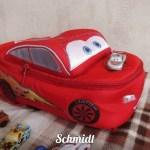 DIY mochila Cars Rayo McQueen