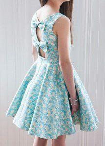Como hacer un vestido de verano para nina