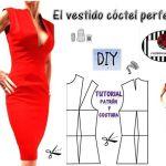 DIY Cómo hacer un vestido de cóctel perfecto