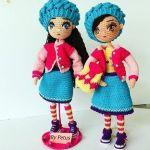 Muñeca amigurumiLivia