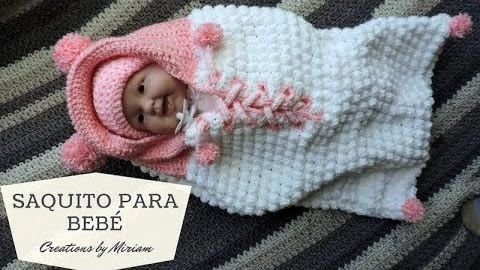 Saco para Bebé piel de Oveja