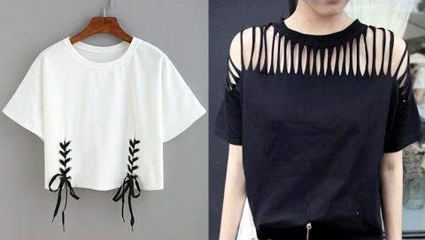 Transforma tu ropa muy fácilmente