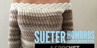 9700a7290 Crochet mujer Archivos - Patrones gratis