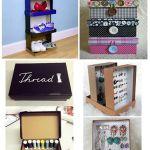 Ideas geniales para reciclar cajas de cartón
