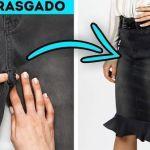 34 Interesantes trucos para ropa